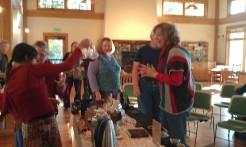 Everyone really enjoyed the tea tasting!!