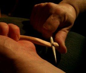 how to make your own crochet hook, making crochet hooks tutorial