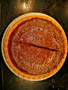 Julia's Pumpkin Pie