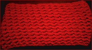 red_textured_diagonal_cowl