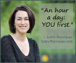 Judith Manriquez - an hour a day you first - Designed by Aberrant Crochet