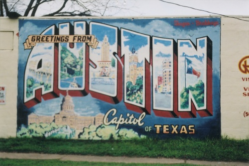 Welcome to Austin Mural - Austin's Famous Street Art